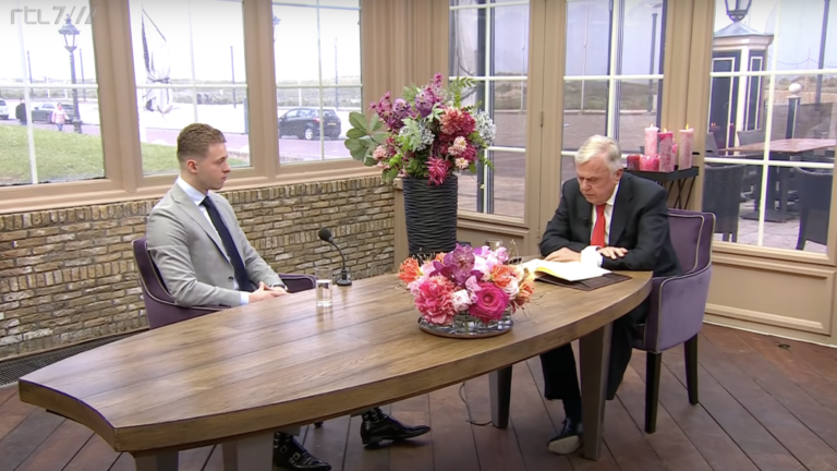 Aandelen onder een Tientje te gast Business Class RTL7 23 mei 2021